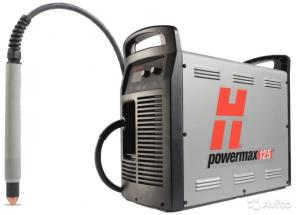 Источник плазмы Hypertherm Powermax 125 7.6m